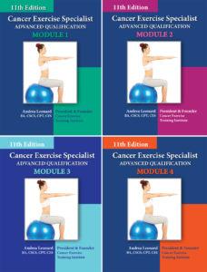 CES Handbooks Cancer Exercise Training Institute