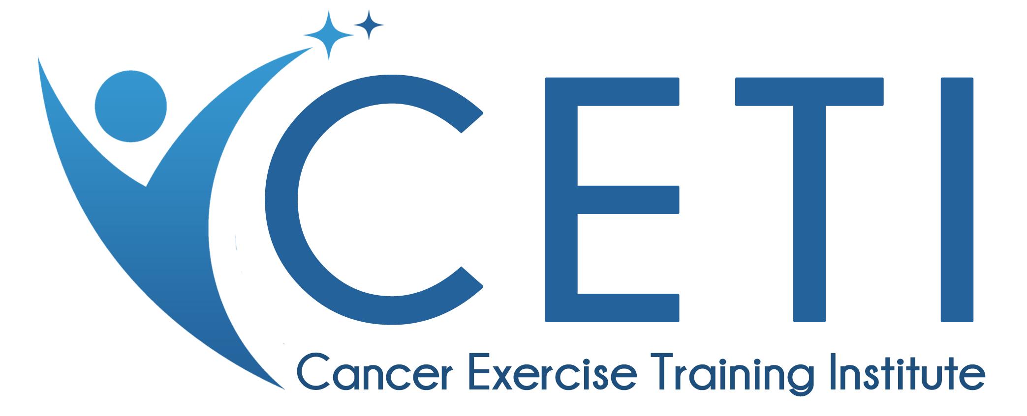 CETI logo cancer exercise training institute